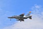 うめたろうさんが、那覇空港で撮影した航空自衛隊 T-4の航空フォト(写真)