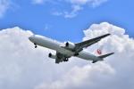 うめたろうさんが、那覇空港で撮影した日本航空 767-346の航空フォト(写真)