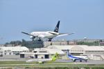うめたろうさんが、那覇空港で撮影した全日空 767-381/ERの航空フォト(写真)