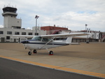 アオモリエアさんが、青森空港で撮影したパイオニア航空 172P Skyhawkの航空フォト(写真)