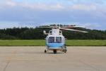 JA882Aさんが、能登空港で撮影した海上保安庁 S-76Dの航空フォト(写真)