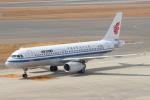 セブンさんが、中部国際空港で撮影した中国国際航空 A320-232の航空フォト(写真)
