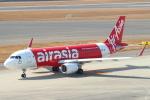 セブンさんが、中部国際空港で撮影したエアアジア・ジャパン A320-216の航空フォト(飛行機 写真・画像)