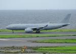 じーく。さんが、羽田空港で撮影したイギリス空軍 A330-243/MRTTの航空フォト(飛行機 写真・画像)