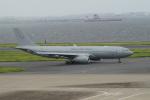 taka2217さんが、羽田空港で撮影したイギリス空軍 A330-243/MRTTの航空フォト(写真)