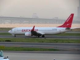 まさ773さんが、関西国際空港で撮影したイースター航空 737-86Jの航空フォト(写真)