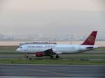 まさ773さんが、関西国際空港で撮影した吉祥航空 A320-214の航空フォト(写真)