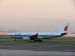 まさ773さんが、関西国際空港で撮影した中国国際航空 A330-243の航空フォト(写真)