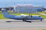 yabyanさんが、中部国際空港で撮影した国土交通省 航空局 DHC-8-315Q Dash 8の航空フォト(写真)