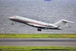 norimotoさんが、羽田空港で撮影したビスタジェット BD-700-1A10 Global 6000の航空フォト(写真)