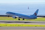 yabyanさんが、中部国際空港で撮影した大韓航空 737-9B5の航空フォト(写真)