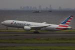 norimotoさんが、羽田空港で撮影したアメリカン航空 777-223/ERの航空フォト(写真)