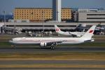 よしポンさんが、羽田空港で撮影したバーレーン王室航空 767-4FS/ERの航空フォト(写真)