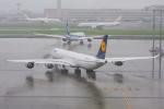 B.K JEONGさんが、羽田空港で撮影したルフトハンザドイツ航空 A340-642の航空フォト(写真)