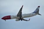 flying-dutchmanさんが、アリカンテ空港で撮影したノルウェー・エア・インターナショナル 737-8JPの航空フォト(写真)