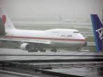 ふるちゃんさんが、羽田空港で撮影した航空自衛隊 747-47Cの航空フォト(写真)