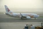 FlyHideさんが、北京首都国際空港で撮影した中国東方航空 737-79Pの航空フォト(写真)