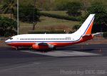 DEE JAYさんが、ダニエル・K・イノウエ国際空港で撮影したフーターズエア 737-2K5/Advの航空フォト(写真)