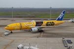 taka2217さんが、羽田空港で撮影した全日空 777-281/ERの航空フォト(写真)