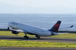 yabyanさんが、中部国際空港で撮影したデルタ航空 A330-223の航空フォト(飛行機 写真・画像)