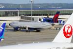 yabyanさんが、中部国際空港で撮影したデルタ航空 A330-323Xの航空フォト(飛行機 写真・画像)