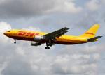 voyagerさんが、ロンドン・ヒースロー空港で撮影したEAT ライプツィヒ A300B4-622R(F)の航空フォト(飛行機 写真・画像)