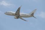 Koenig117さんが、関西国際空港で撮影したホンコン・ジェット 737-73W BBJの航空フォト(写真)