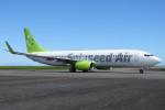SFJ_capさんが、大分空港で撮影したソラシド エア 737-86Nの航空フォト(写真)