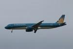 青春の1ページさんが、成田国際空港で撮影したベトナム航空 A321-231の航空フォト(写真)