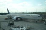 FlyHideさんが、広州白雲国際空港で撮影したサウディア 777-368/ERの航空フォト(写真)