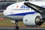 雪虫さんが、伊丹空港で撮影した全日空 777-281/ERの航空フォト(写真)