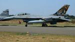 C.Hiranoさんが、クライネ・ブローゲル空軍基地で撮影したノルウェー空軍 F-16AM Fighting Falconの航空フォト(写真)