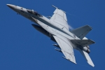 多摩川崎2Kさんが、厚木飛行場で撮影したアメリカ海軍 F/A-18E Super Hornetの航空フォト(写真)