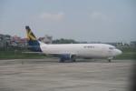 職業旅人さんが、ノイバイ国際空港で撮影したKマイル エア 737-4M0/SFの航空フォト(写真)
