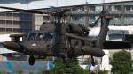 shootingstarさんが、東京臨海広域防災公園ヘリポートで撮影したアメリカ陸軍 UH-60A Black Hawk (S-70A)の航空フォト(写真)
