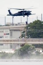 あきらっすさんが、調布飛行場で撮影した航空自衛隊 UH-60Jの航空フォト(写真)