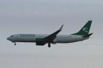 BTYUTAさんが、インディラ・ガンディー国際空港で撮影したトルクメニスタン航空 737-82Kの航空フォト(写真)