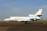 スポット110さんが、羽田空港で撮影したAIG G5 Inc Falcon 900LXの航空フォト(写真)