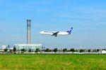 スワンナプーム国際空港 - Suvarnabhumi International Airport [BKK/VTBS]で撮影された全日空 - All Nippon Airways [NH/ANA]の航空機写真