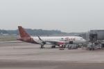 TAOTAOさんが、シンガポール・チャンギ国際空港で撮影したバティク・エア A320-214の航空フォト(写真)