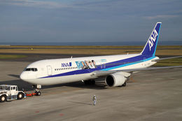 航空フォト:JA601A 全日空 767-300