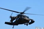 ヘリオスさんが、東京臨海広域防災公園ヘリポートで撮影したアメリカ陸軍 Sikorskyの航空フォト(写真)
