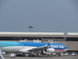 まさ773さんが、成田国際空港で撮影したエア・タヒチ・ヌイ A340-313Xの航空フォト(写真)