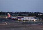 Daidai☆彡さんが、成田国際空港で撮影したカタール航空 777-3DZ/ERの航空フォト(写真)
