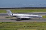 yabyanさんが、中部国際空港で撮影したBANK OF UTAH TRUSTEE  Gulfstream G650 (G-VI)の航空フォト(写真)
