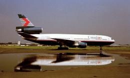 ハミングバードさんが、名古屋飛行場で撮影したカナディアン航空 DC-10-30/ERの航空フォト(飛行機 写真・画像)
