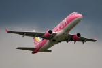 ピリンダさんが、静岡空港で撮影したフジドリームエアラインズ ERJ-170-200 (ERJ-175STD)の航空フォト(写真)
