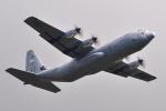 ピリンダさんが、静岡空港で撮影したアメリカ空軍 C-130J-30 Herculesの航空フォト(写真)
