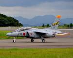ピリンダさんが、静岡空港で撮影した航空自衛隊 T-4の航空フォト(写真)