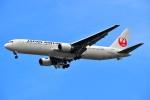 kamerajiijiさんが、羽田空港で撮影した日本航空 767-346/ERの航空フォト(写真)